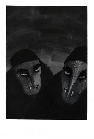 Frères vampires