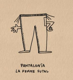 Pantalonia