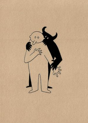 Carte postale – Névralgie 2