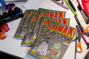 Zine PANAMAX – numéro 0