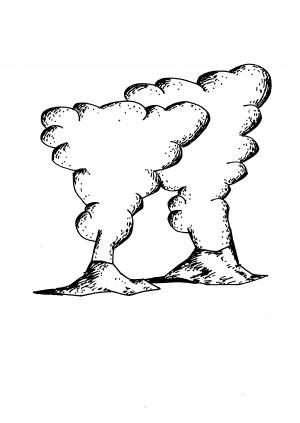 Petit volcan