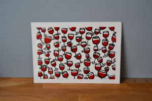 Grands verres de pinard – 2