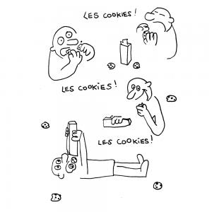 Les cookies.